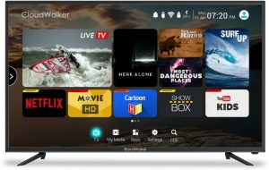 best smart led tv under 30000