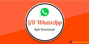 GB Whatsapp Apk Download